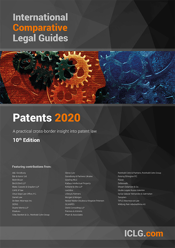 The International Comparative Legal Guide to: Patents 2020