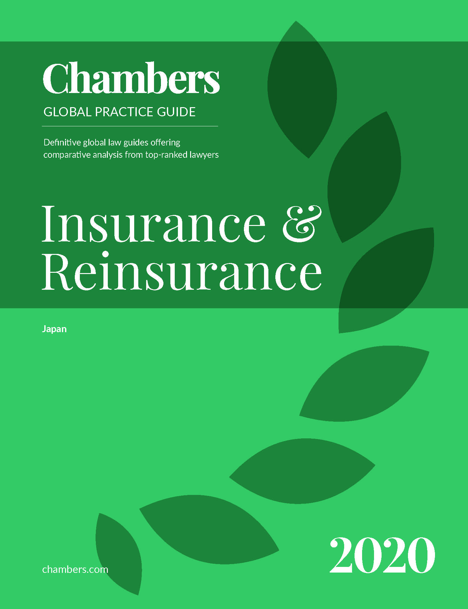 Chambers Global Practice Guides: Insurance & Reinsurance – Japan – Law and Practice 2020